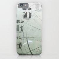 iPhone & iPod Case featuring Ferris Wheel by SilverSatellite
