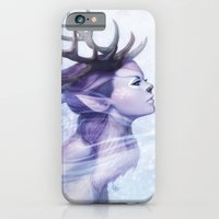 Deer Princess iPhone 6 Slim Case
