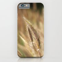 iPhone & iPod Case featuring I love Grass. by Paul Anthony Thompson