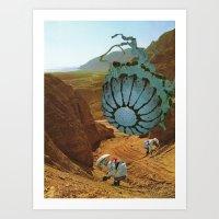 Terraformed Mars, 2575 A… Art Print