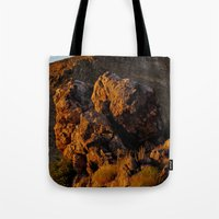 Rock In The Desert Tote Bag