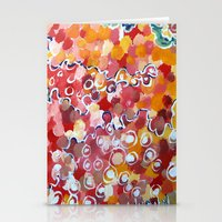 b u b b l e h o u s e Stationery Cards