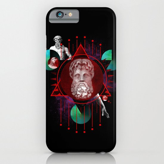 Geometric Gods iPhone & iPod Case