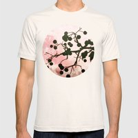 Windows of Winter Mens Fitted Tee Natural SMALL