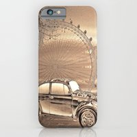 A day in the city iPhone 6 Slim Case
