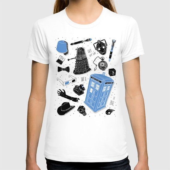 Artifacts: Doctor Who T-shirt