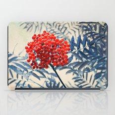 Rowan Berries iPad Case