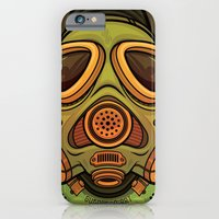 iPhone & iPod Case featuring Guerrilla Art Squadron Redux #2 by Freehand profit