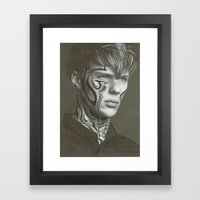 Envy Framed Art Print