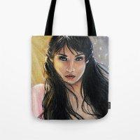 Princess Tamina Tote Bag