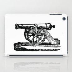 Vintage Cannon #01 iPad Case