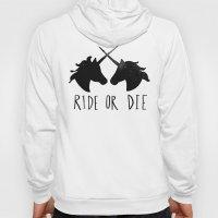 Ride or Die x Unicorns Hoody