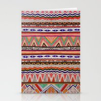 TRIBAL NOMAD Stationery Cards