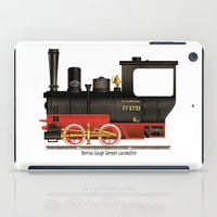 Locomotive  iPad Case