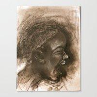 Scream # 43 Canvas Print