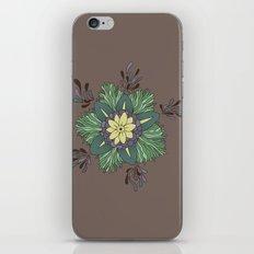 Sea Blossom iPhone & iPod Skin