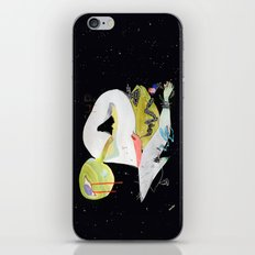 SLOTH AND HER BRACELET iPhone & iPod Skin