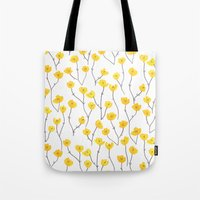 Buttercups Tote Bag