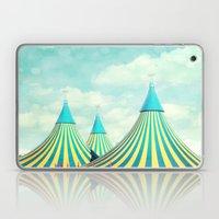 circus tent 2 Laptop & iPad Skin
