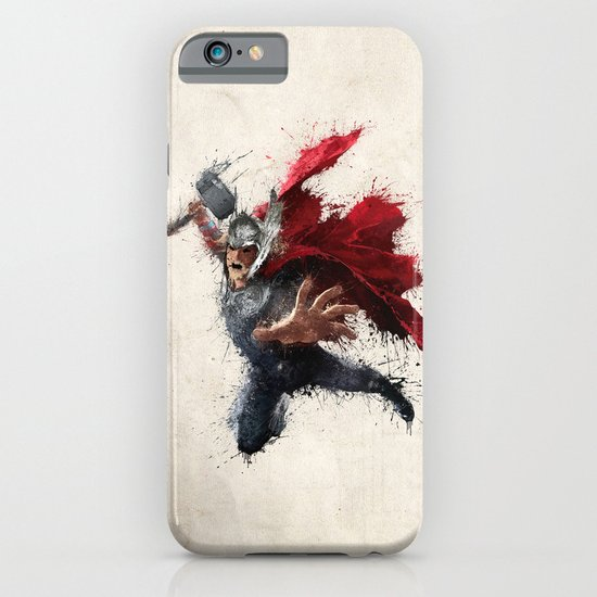 The Mighty One iPhone & iPod Case