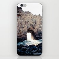 Ray of Light iPhone & iPod Skin