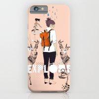The Wilderness iPhone 6 Slim Case
