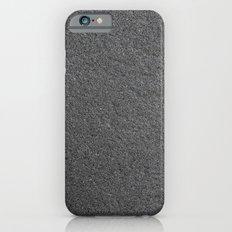 Black Stone Texture iPhone 6 Slim Case