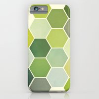 Shades of Green iPhone 6 Slim Case