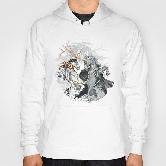 Retold with Unicorns II Hoody