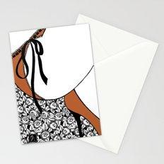 La femme n.19 Stationery Cards