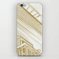 Squarey iPhone & iPod Skin