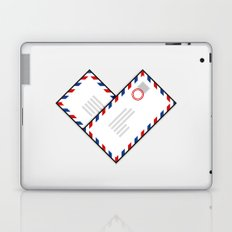 Love Letters Laptop & iPad Skin