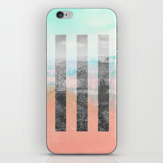 CANYON TRAIL iPhone & iPod Skin