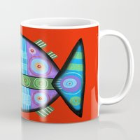 Fish which ate ship Mug