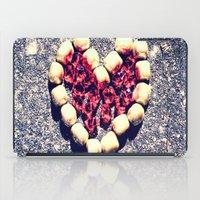 Rock Heart iPad Case