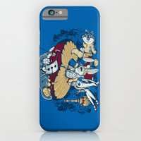 iPhone & iPod Case featuring Stoned In Wonderland by Letter_q