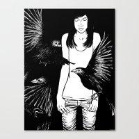 Print No 6 Canvas Print