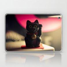 A maneki neko. Laptop & iPad Skin