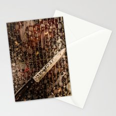 A C.S.I. Thanksgiving Stationery Cards