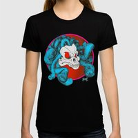 Dred Womens Fitted Tee Black SMALL