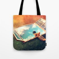 Sweet Vertigo Tote Bag