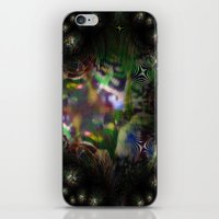Heavens Gate iPhone & iPod Skin