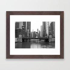 LaSalle Framed Art Print