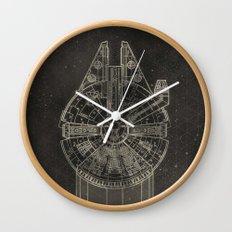 Millennium Falcon Wall Clock