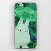 Friend In Need iPhone & iPod Skin