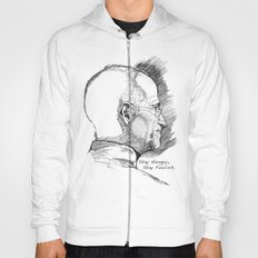 Stay Hungry, Stay Foolish. Steve Jobs 1955–2011 Hoody