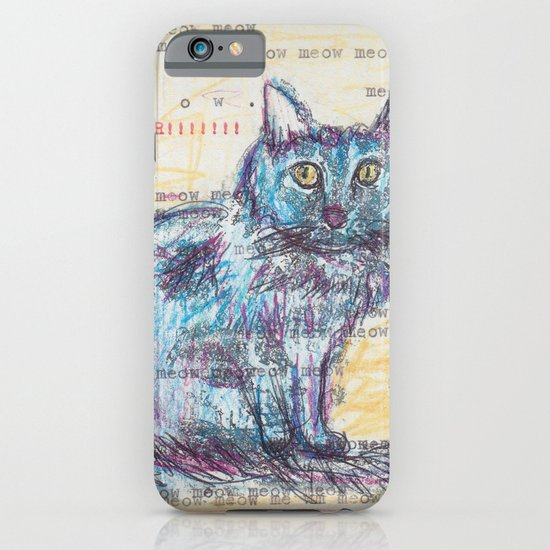 Here kitty, kitty iPhone & iPod Case