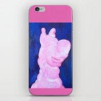 Ruh Uh  iPhone & iPod Skin