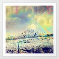 Road Trippin'  Art Print