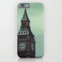 iPhone & iPod Case featuring Big Ben by Robert Woods